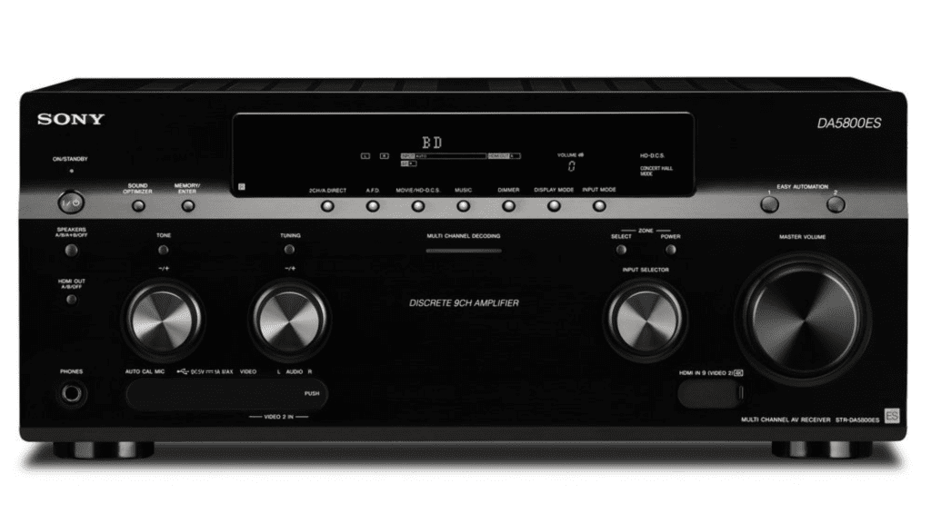 consider stereo receiver