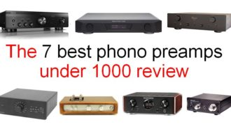 The 7 Best Stereo Preamp under 1000 review