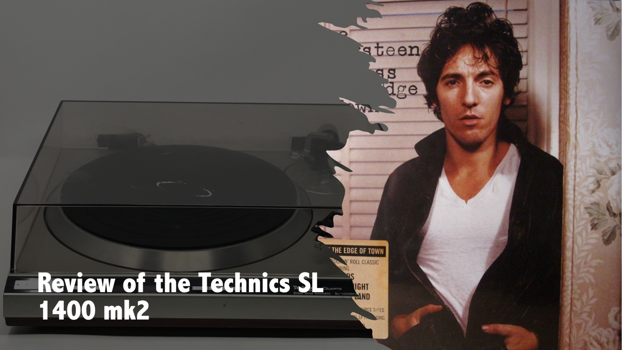 Review of the Technics SL 1400 mk2
