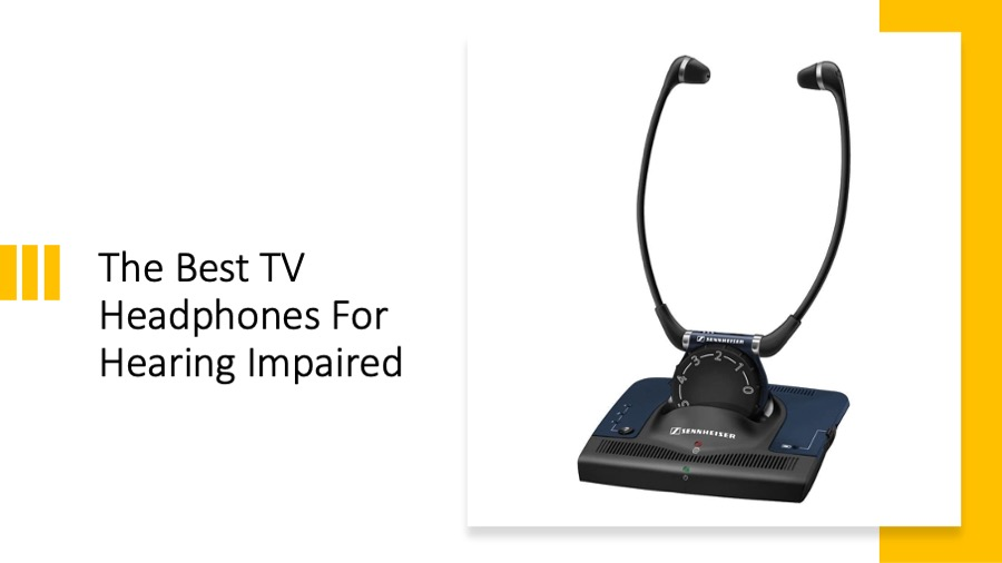 The Best TV Headphones For Hearing Impaired
