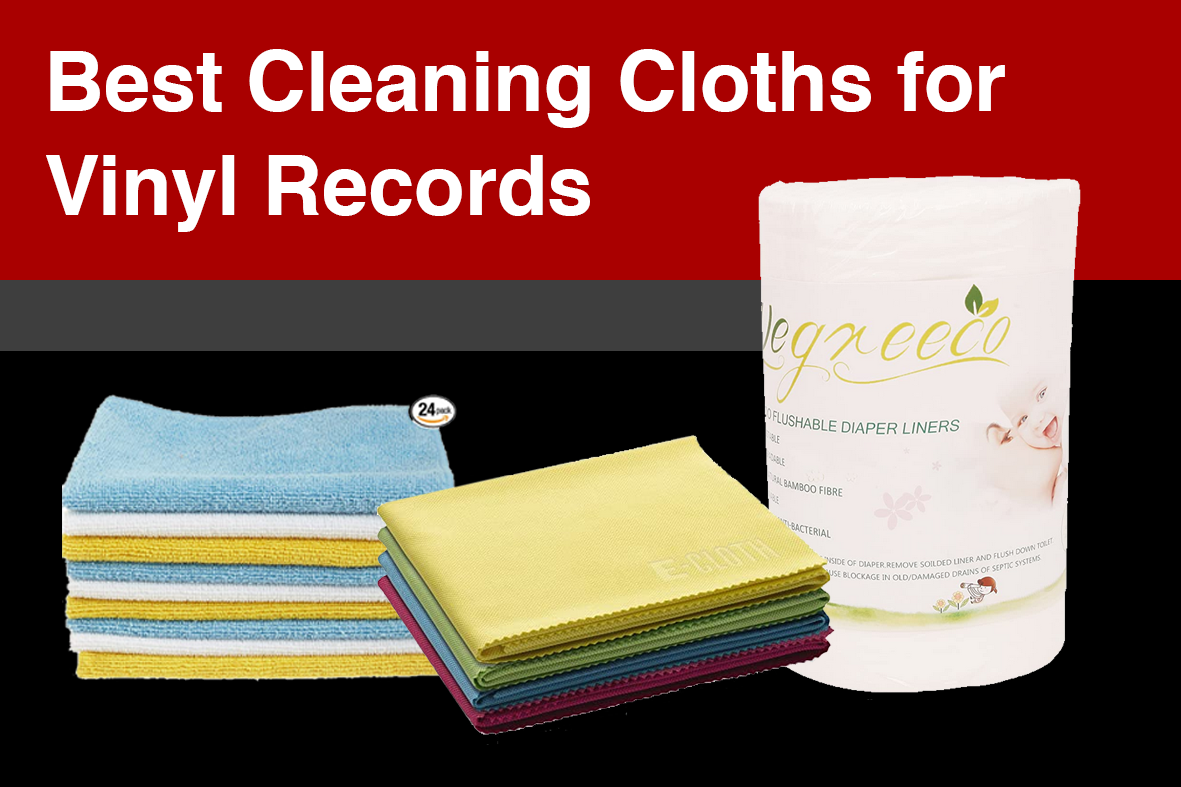 Best Cleaning Cloths for Vinyl Records