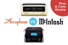 Accuphase VS. Mcintosh